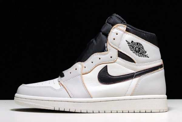Nike SB x Air Jordan 1 Retro High OG Light Bone For Sale CD6578-006