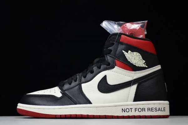 Air Jordan 1 Retro High OG NRG ' o L' ' Sail/Black-Varsity Red 861428-106