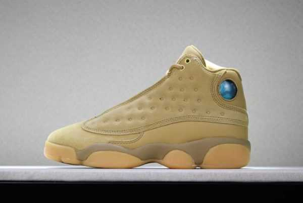 "Air Jordan 13 ""Wheat"" Golden Harvest/Elemental Gold 414574-705"