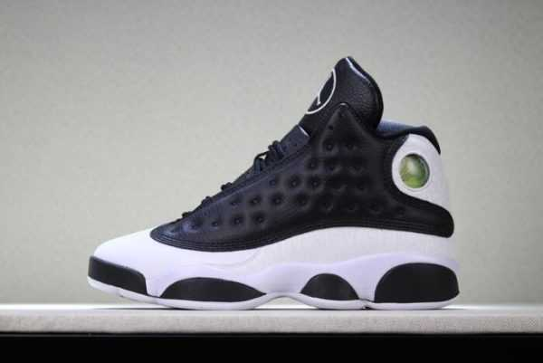"Air Jordan 13 ""Love & Respect"" Black/White 888165-012"