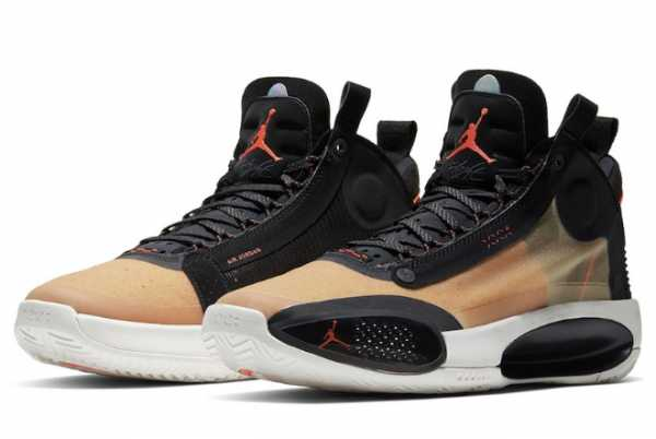 "2020 Men' s Air Jordan 34 XXXIV ""Amber Rise"" AR3240-800 For Sale"