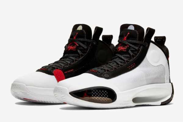 "2020 Men' s Air Jordan 34 XXXIV ""Bred"" AR3240-100 For Sale"