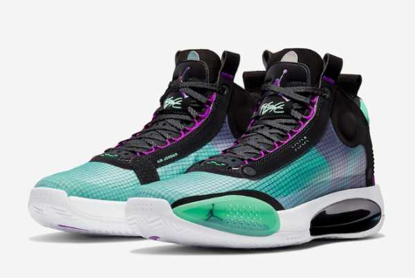 "2020 Men' s Air Jordan 34 XXXIV ""Blue Void"" AR3240-400 For Sale"