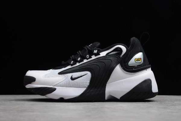 Nike Zoom 2K Black and White AO0354-100 In Stores