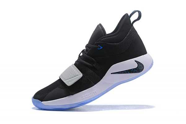 Men's Nike PG 2.5 EP Black/Photo Blue Basketball Shoes BQ8453-006